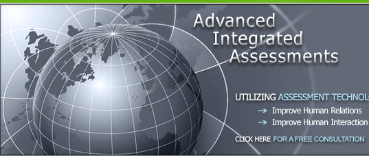 Advanced Integrated Assessments